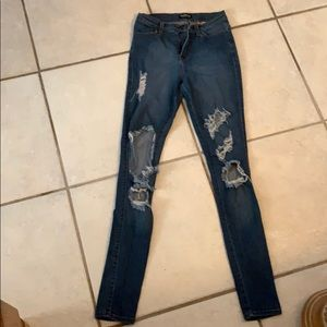 Fashion nova jeans! Size 5 (W26)